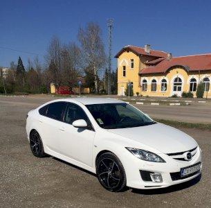 Mazda 6 MZR 2.2D 185к.с.